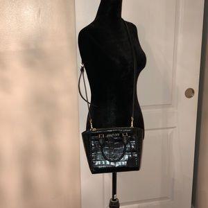 Michael Kors Croc Embossed crossbody bag